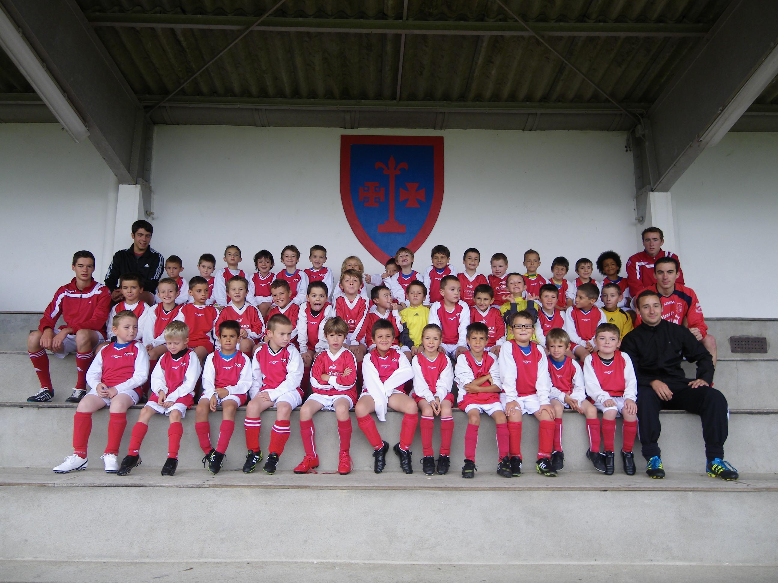equipe 2011 2012  debutants