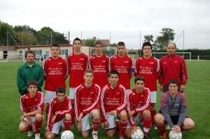 equipe 2011 2012 u17