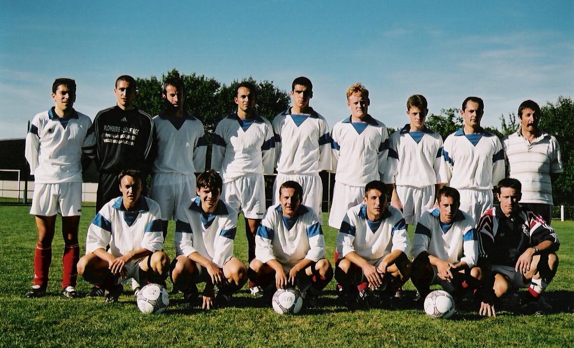equipe A 02-03