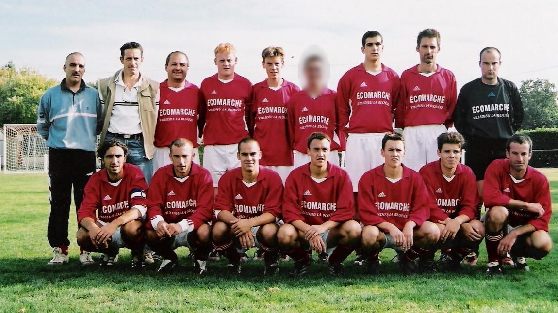 equipe A 03-04