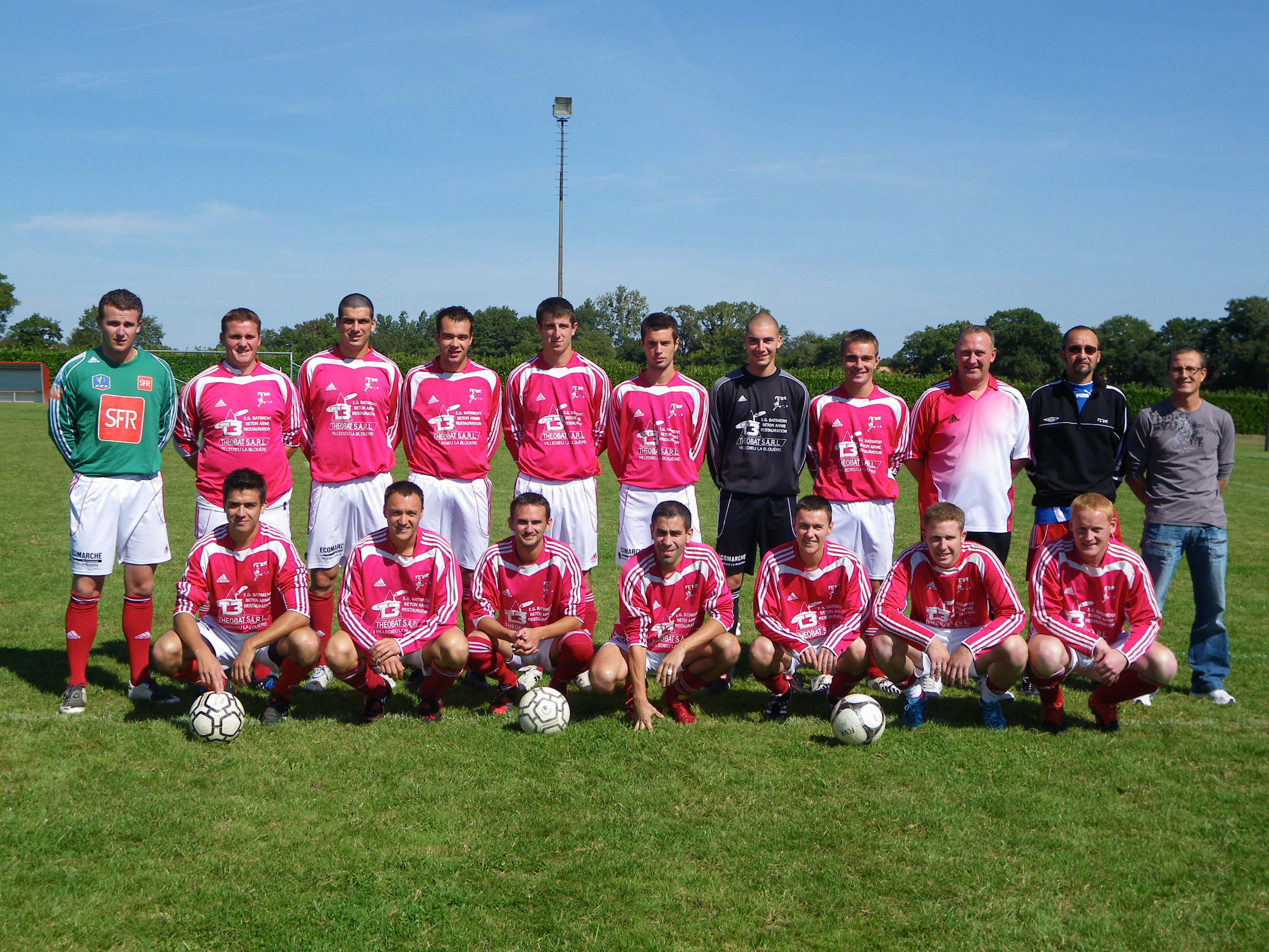 equipe A 10-11