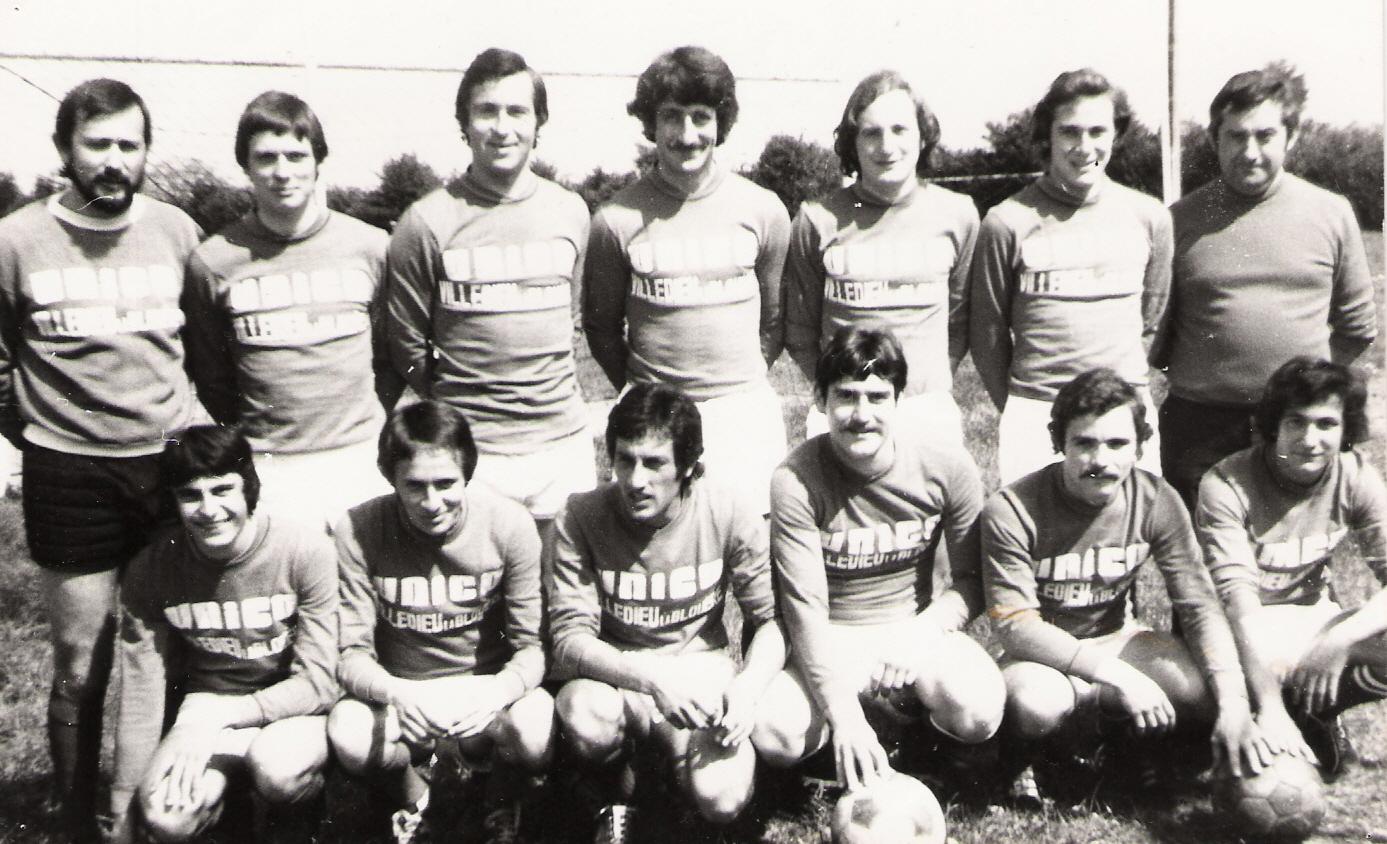 equipe A 1973-74