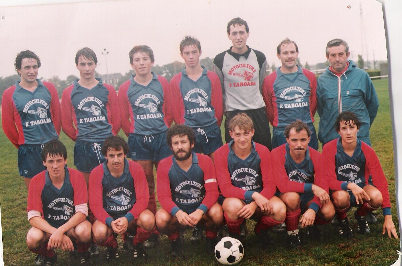 equipe A 1984-85 bis