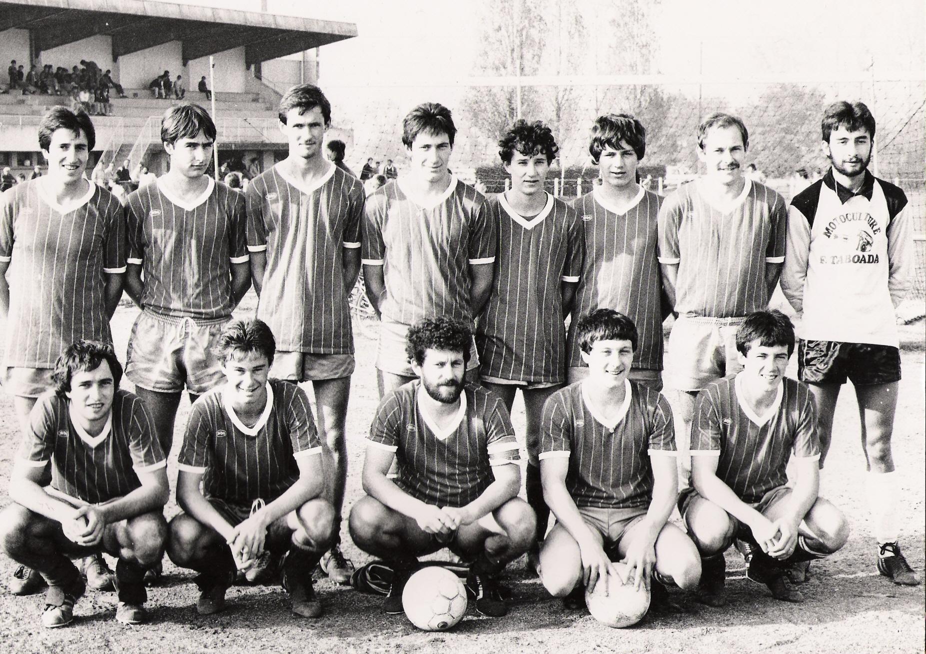equipe A 1984-85