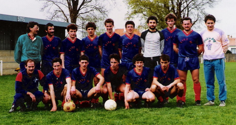 equipe A 1987-88