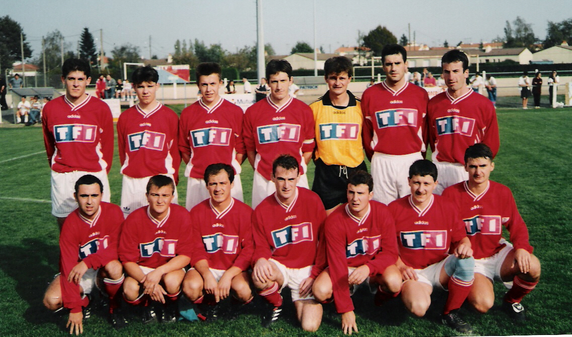 equipe A 95-96