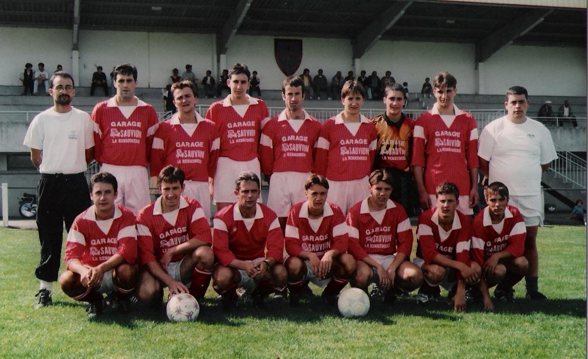 equipe A 97-98