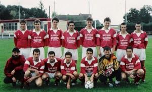 equipe A 98-99