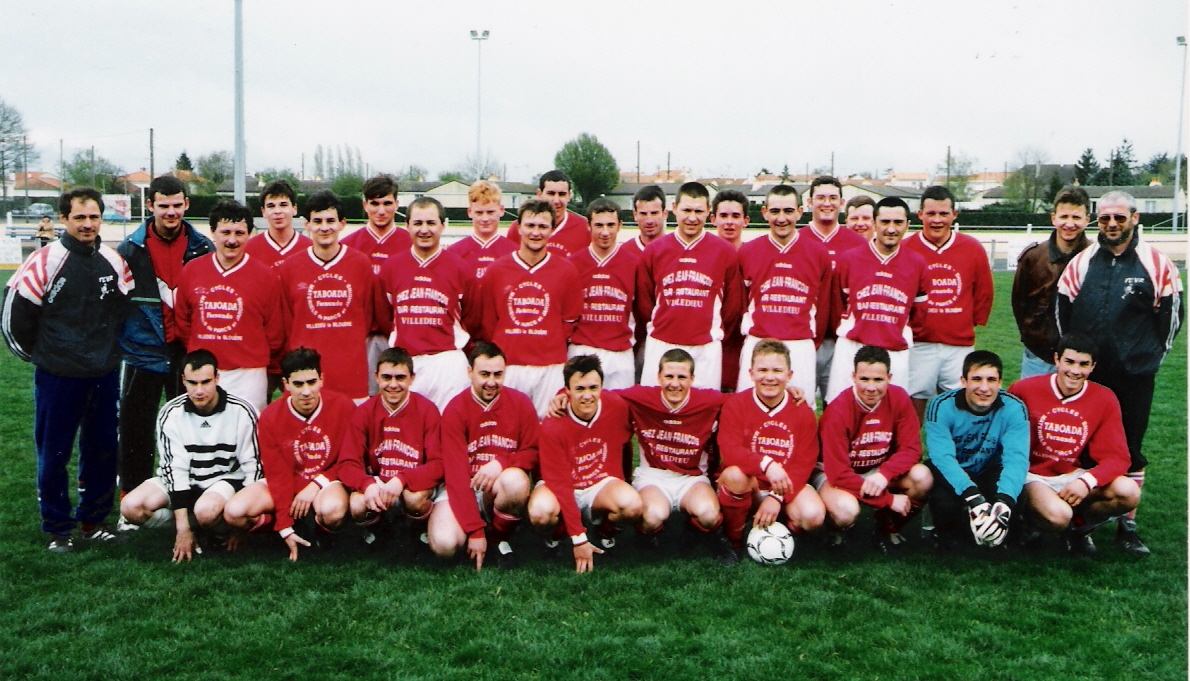 equipe A 99-00 bis