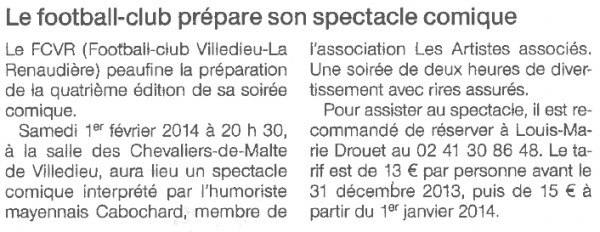 Article journal semaine 45 (2013)