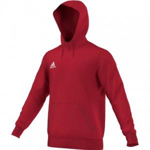 Hoody Top Core 15 Adidas Rouge Blanc S22335 480
