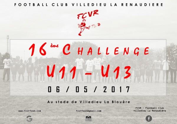 Affiche 16ème challenge