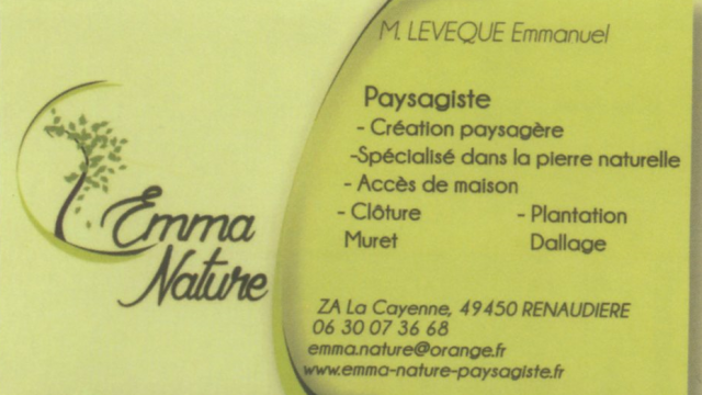 Emma Nature