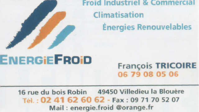 Energie Froid
