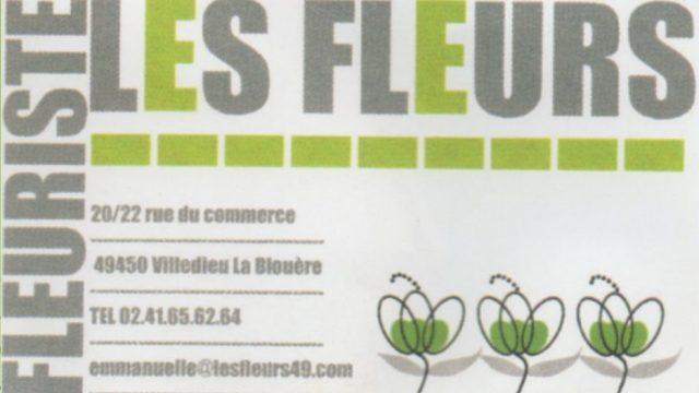 Fleuriste Les Fleurs