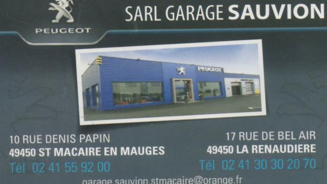Garage Sauvion