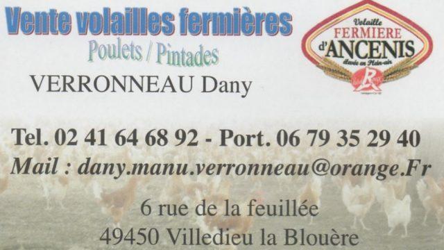 Verronneau Dany