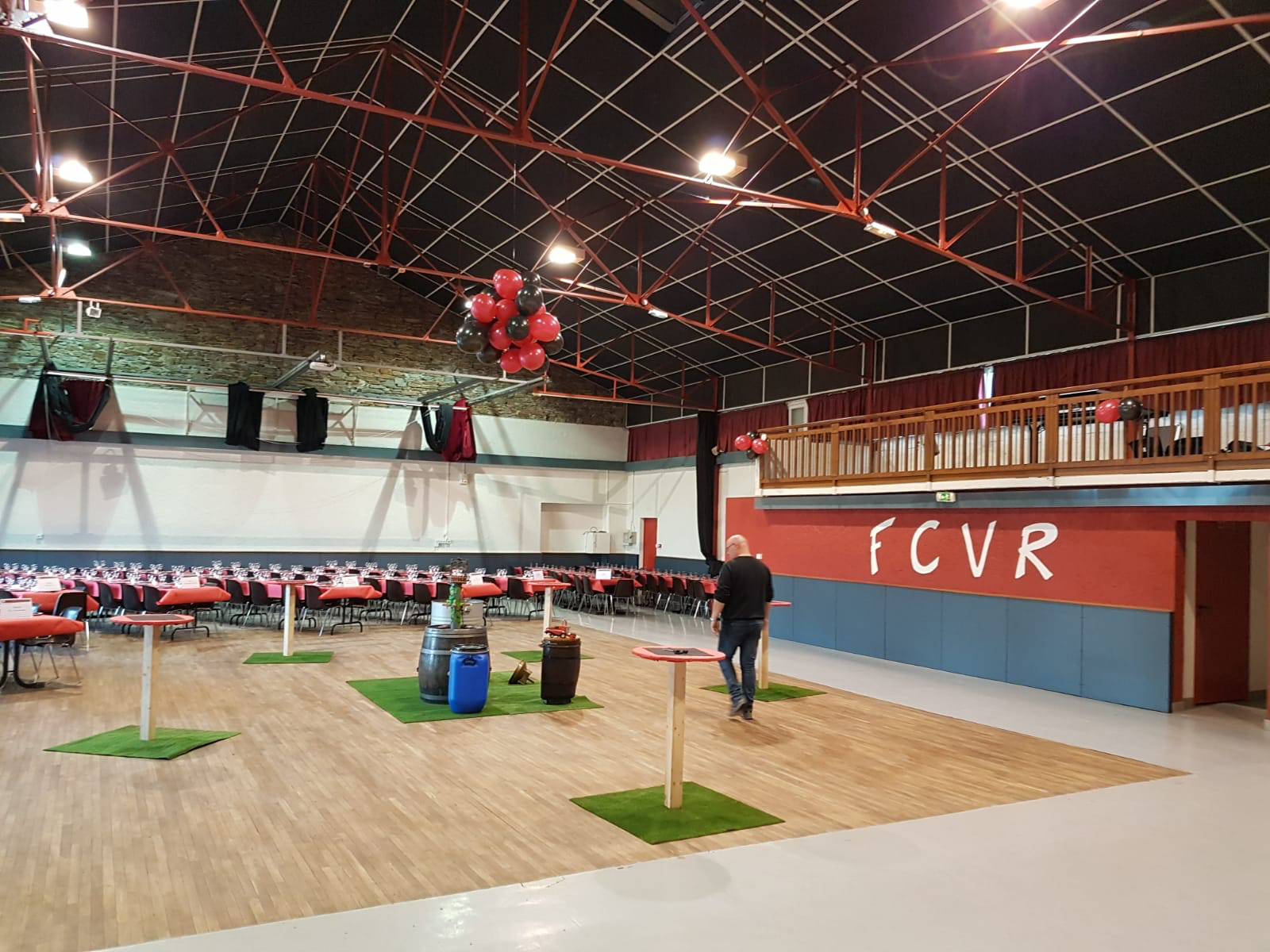 Site du Football Club Villedieu La Renaudière (FCVR)